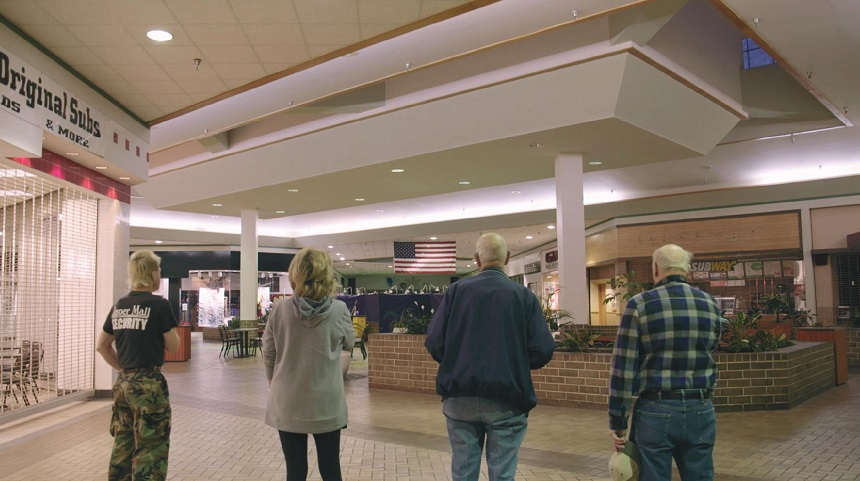 JASPER MALL Teaser: Slamdance Doc Looks at a Year in The Life of a Dying Shopping Mall