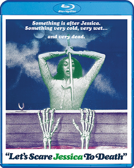 Blu-ray Review: LET'S SCARE JESSICA TO DEATH