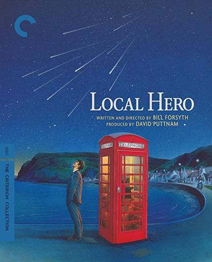 Blu-ray Review: LOCAL HERO Arrives on Criterion Blu-ray, A Cynical Delight