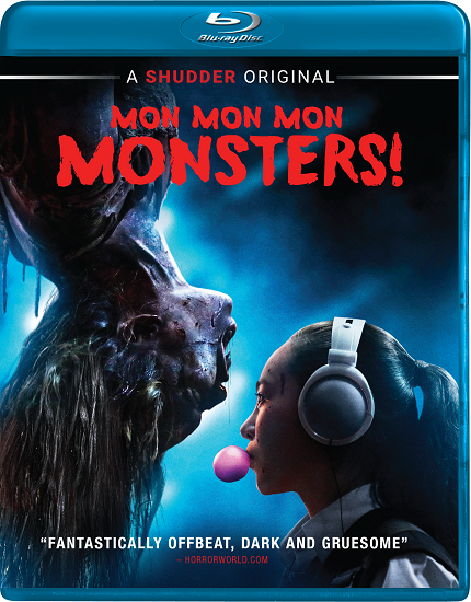 MON MON MON MONSTERS Arrives on DVD And Blu-ray in U.S. in February