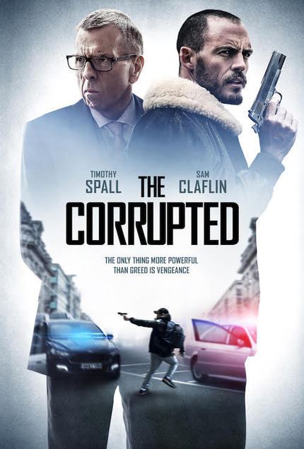 THE CORRUPTED Exclusive Clip: Sam Claflin And Noel Clarke Battle a Bruiser With a Badge