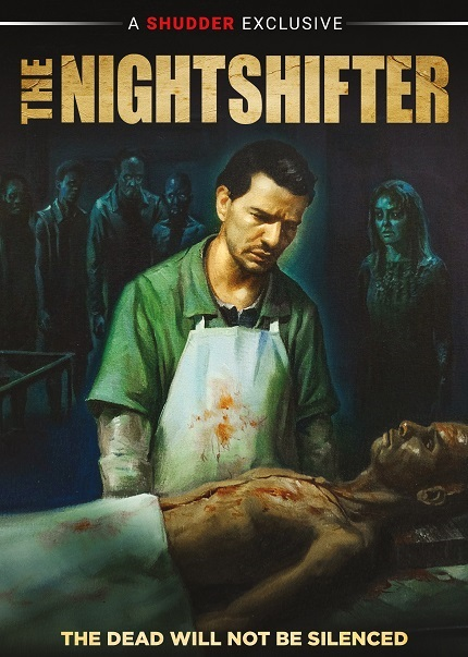 THE NIGHTSHIFTER Giveaway: Win a DVD of Dennison Ramalho's Debut Horror Thriller
