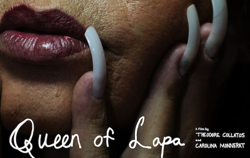 Poster Debut: Meet Luana Muniz, the QUEEN OF LAPA