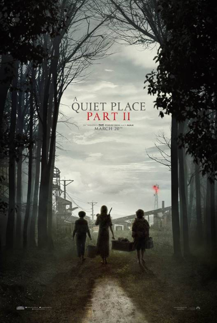 A QUIET PLACE PART II Trailer: I Said, Shut Up!