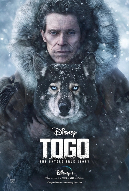Now Streaming: TOGO, Of Dafoe and a Dog