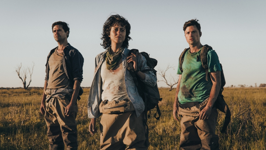 Now Streaming: THE MARSHES, Quiet Dread Leads to Bloody Horror