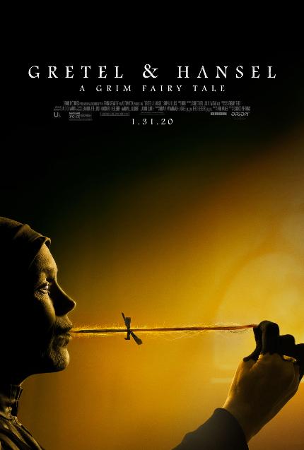 GRETEL & HANSEL Trailer, Poster: New Oz Perkins Horror