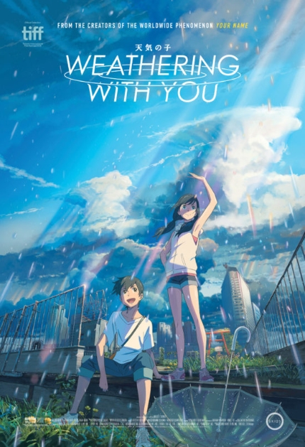Review: WEATHERING WITH YOU Takes Flight Into the Fantastical