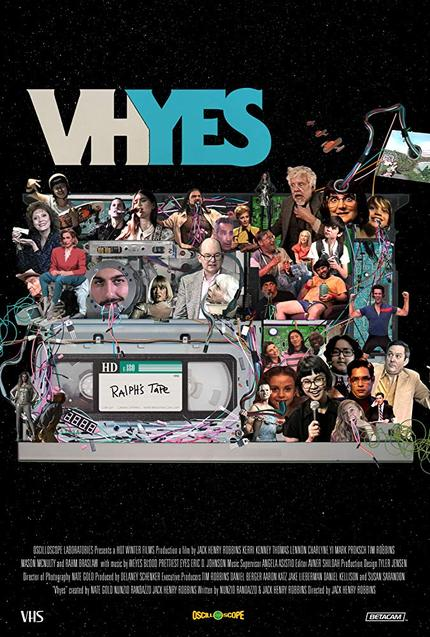 Review: VHYES, A Jolt Cola Induced Surreal Flashback To The Analog Days Of Yore