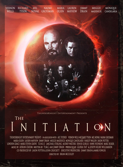 New Exclusive Clip for the Initiation starring Emmy nominee Naomi Grossman, Richard Tyson, Vernon Wells, Mel Novak and Harley Wallen for the The Initiation