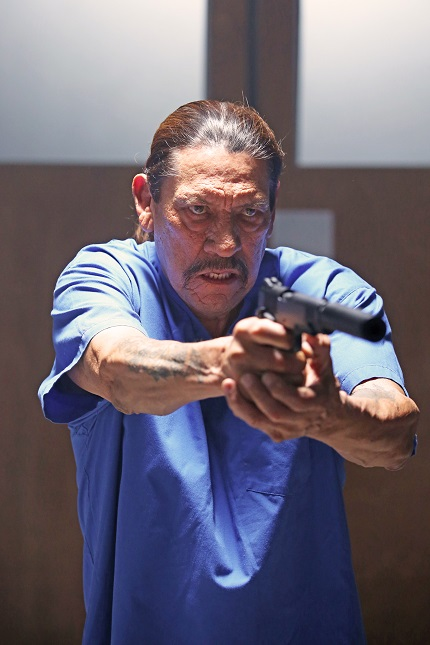 FINAL KILL Exclusive Clip: Danny Trejo is Officially The Worst Hospital Orderly. Ever.