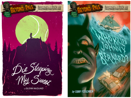TALES FROM BEYOND THE PALE: Two New Tales Coming This Month