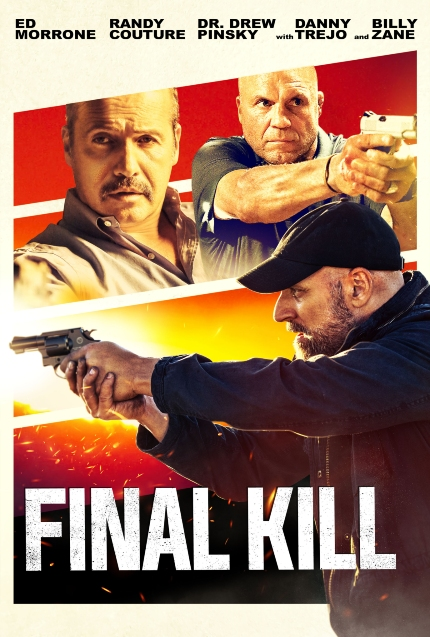 FINAL KILL Trailer: Bald Man Punches, Kicks and Shoots People Who Are Not Bald
