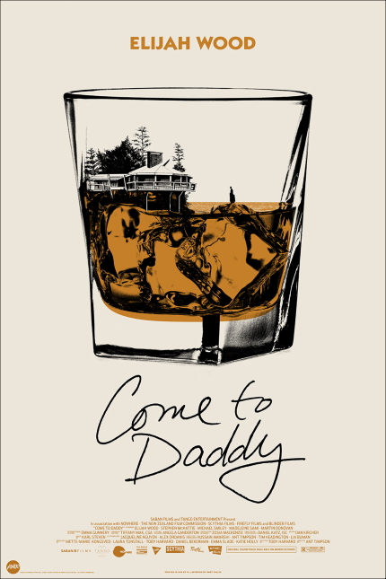 Review: COME TO DADDY, Escalating Mayhem in Outlandish Father-Son Story