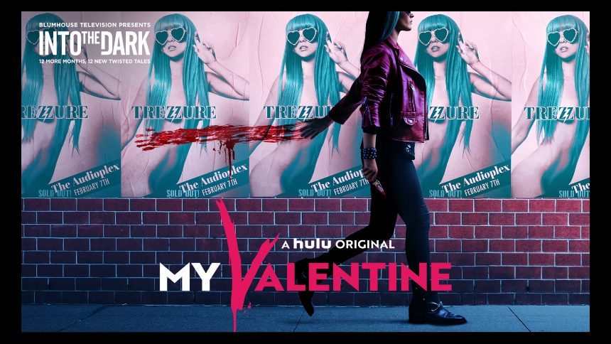 Now Streaming: MY VALENTINE, Breaking Hearts, Telling Truths, Stabbing People