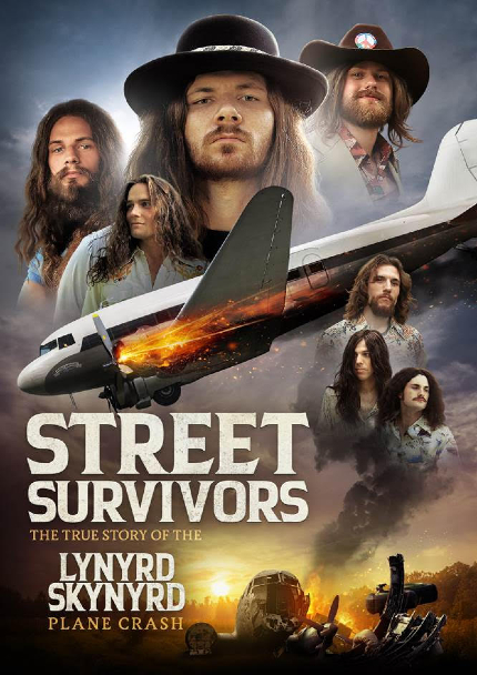 Exclusive STREET SURVIVORS: THE TRUE STORY OF THE LYNYRD SKYNYRD PLANE CRASH Trailer Debut