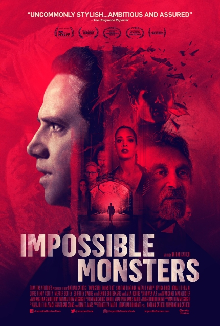 Review: IMPOSSIBLE MONSTERS, Dreams Bleed Into Reality
