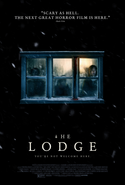 Review: THE LODGE, Chilly Scenes of Horror