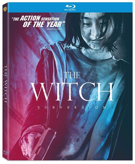 Trailer: Hyper-Violent Korean Action Film THE WITCH: SUBVERSION Finally Arrives In North America This March