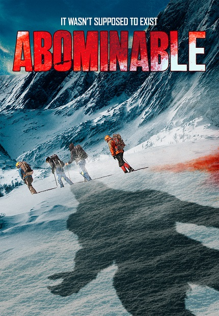 ABOMINABLE: Horror Flick Emerges From The Cold on DVD And Digital This April
