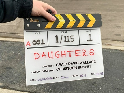 DAUGHTERS: Production Begins on Thriller From TODD AND THE BOOK OF PURE EVIL's Craig David Wallace