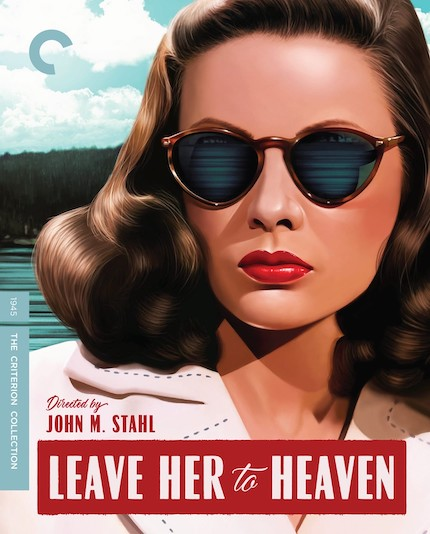 Blu-ray Review: LEAVE HER TO HEAVEN Hypnotizes