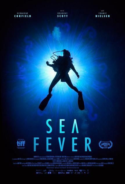 SEA FEVER: Official Trailer & Poster Released For Neasa Hardiman's Sea Creature Feature