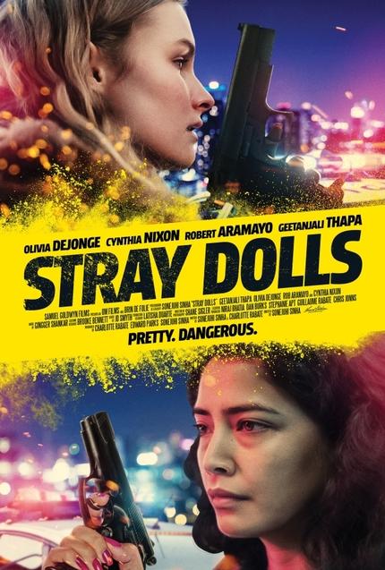 STRAY DOLLS: Sonejuhi Sinha's Crime Thriller Debuts in  April