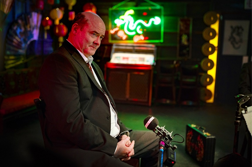 VICIOUS FUN: Behind The Scenes With David Koechner in New Black Fawn Horror Comedy