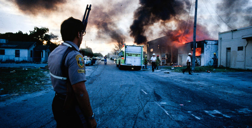 Miami 2020 Review: WHEN LIBERTY BURNS, The Story of the Miami Riots