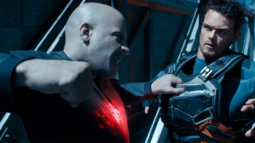 Review: BLOODSHOT Gives Vin Diesel the Next, Not-So-Great Franchise Starter