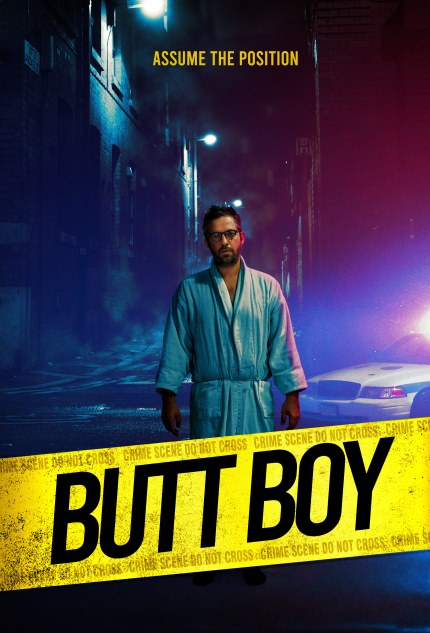 Trailer: BUTT BOY, A Hard-Boiled Detective Story About A Man With A Killer Butt