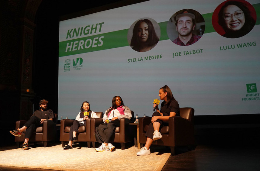 Miami 2020: Knight Heroes Talk