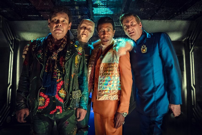 RED DWARF Will Fly to The Promised Land