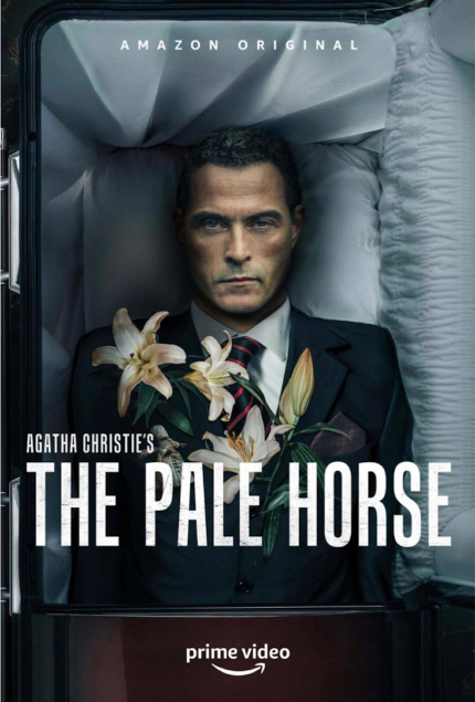Now Streaming: AGATHA CHRISTIE'S THE PALE HORSE Rides, Contemplating Death