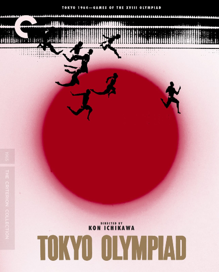 Coming Soon on Criterion: TOKYO OLYMPIAD and THE CAMERAMAN