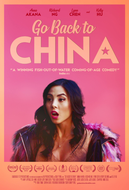 Review: GO BACK TO CHINA, Clearly Personal, Heartfelt, and Finely Crafted