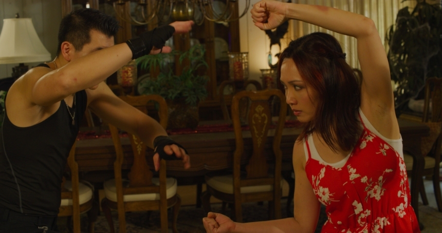 Indie Martial Arts Comedy KUNG FU GHOST Soldiers On
