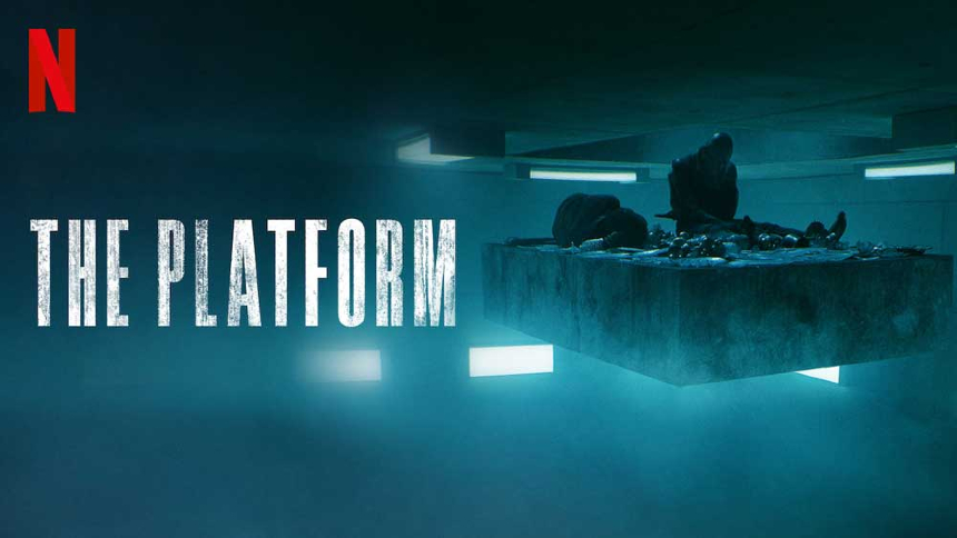 Now Streaming: THE PLATFORM, Nightmare in a Hole
