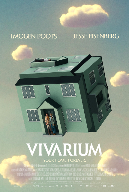 Review: VIVARIUM, Your New Forever Home