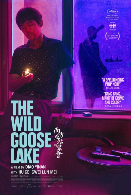 Review: THE WILD GOOSE LAKE, Stylish Noir and Controlled Chaos