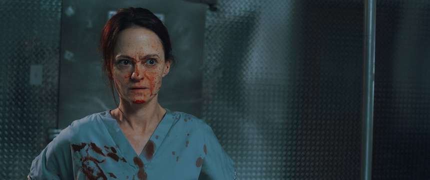 Don't You Dare Mess With These Nurses, in First Trailer for 12 HOUR SHIFT