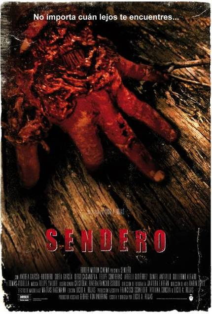 Watch Lucio A Rojas' Horror Flick SENDERO (PATH) With Cast And Crew Q&A This Saturday