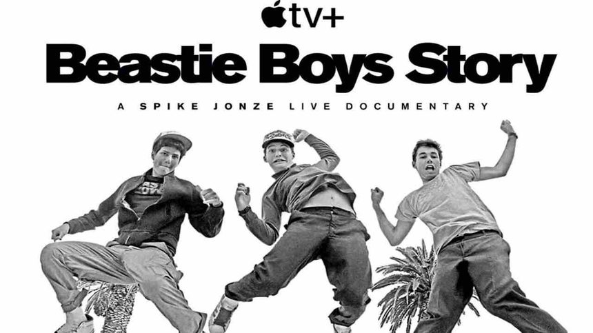 BEASTIE BOYS STORY Interview: Spike Jonze and Beastie Boys Ad-Rock, Mike D Talk the Movie and Their Lives