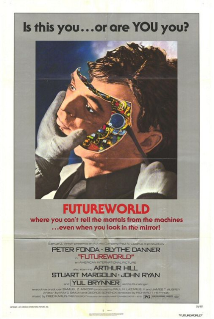 70s Rewind: FUTUREWORLD, Where Nothing Can Possibly Go Wrong (Again)