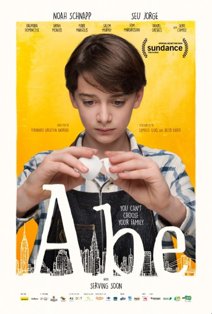 ABE Trailer: Mixing Fusion With Confusion
