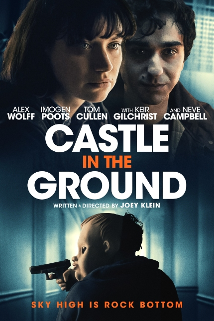CASTLE IN THE GROUND Trailer, Where Grief Meets Trouble