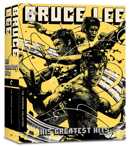 BRUCE LEE: HIS GREATEST HITS Heading to Criterion Collection
