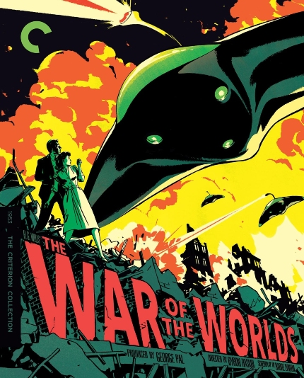 Coming Soon on Criterion: THE WAR OF THE WORLDS and TASTE OF CHERRY Meditate on Mortality