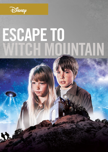 Now Streaming: In ESCAPE TO WITCH MOUNTAIN, Fantasy Takes Flight